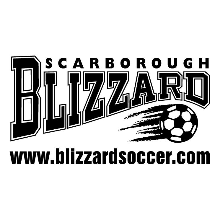 free vector Scarborough blizzard soccer 0