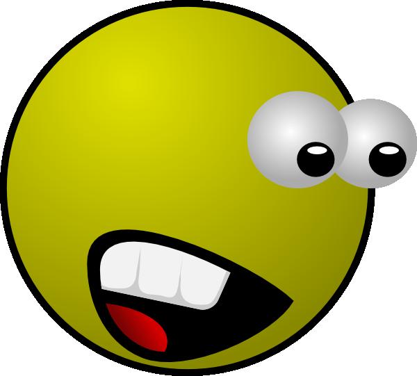 free vector Scared clip art
