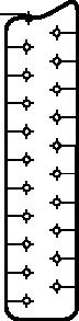 free vector Scart Connector Pinout Computer Interface clip art