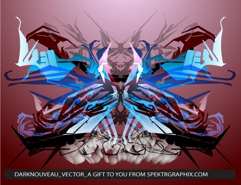 free vector SCARYMONSTERTECH