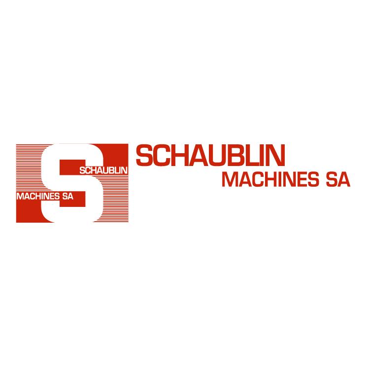 free vector Schaublin machines