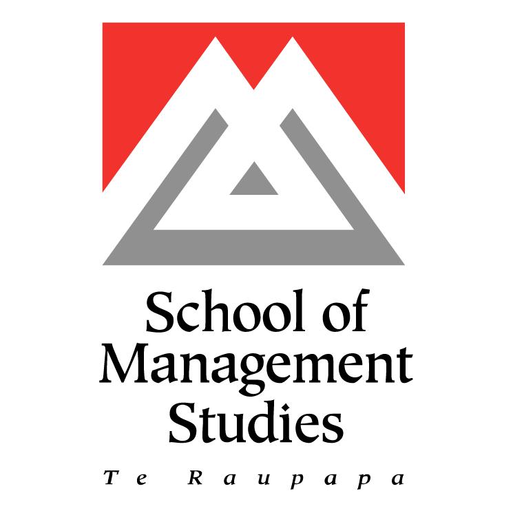 free vector School of management studies