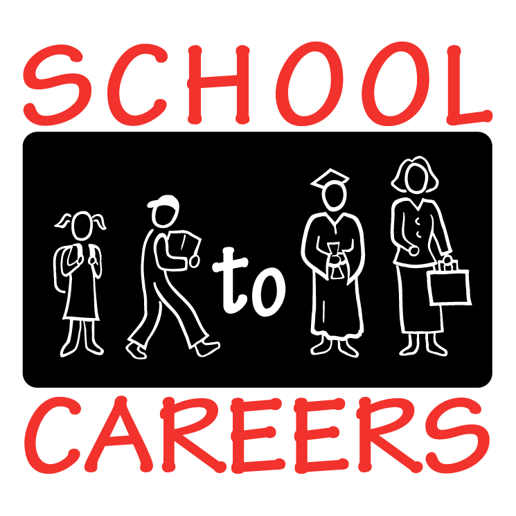 free vector School to careers