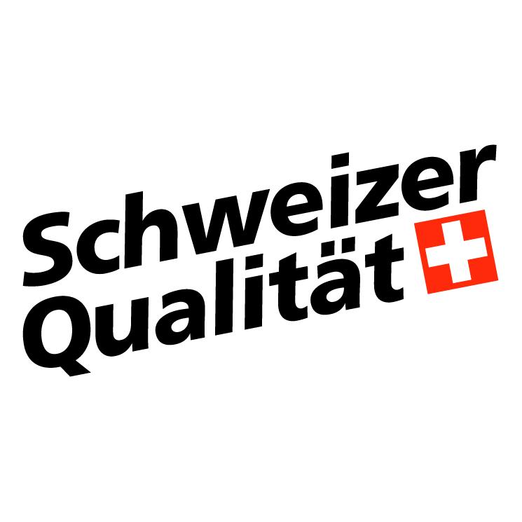 free vector Schweizer qualitat