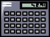 free vector Scientific Calculator Symbol Icon clip art