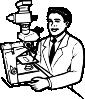 free vector Scientist clip art