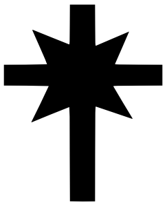 free vector Scientology Symbol clip art