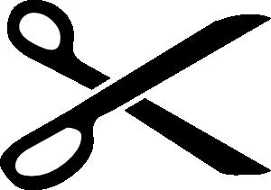 free vector Scissors clip art