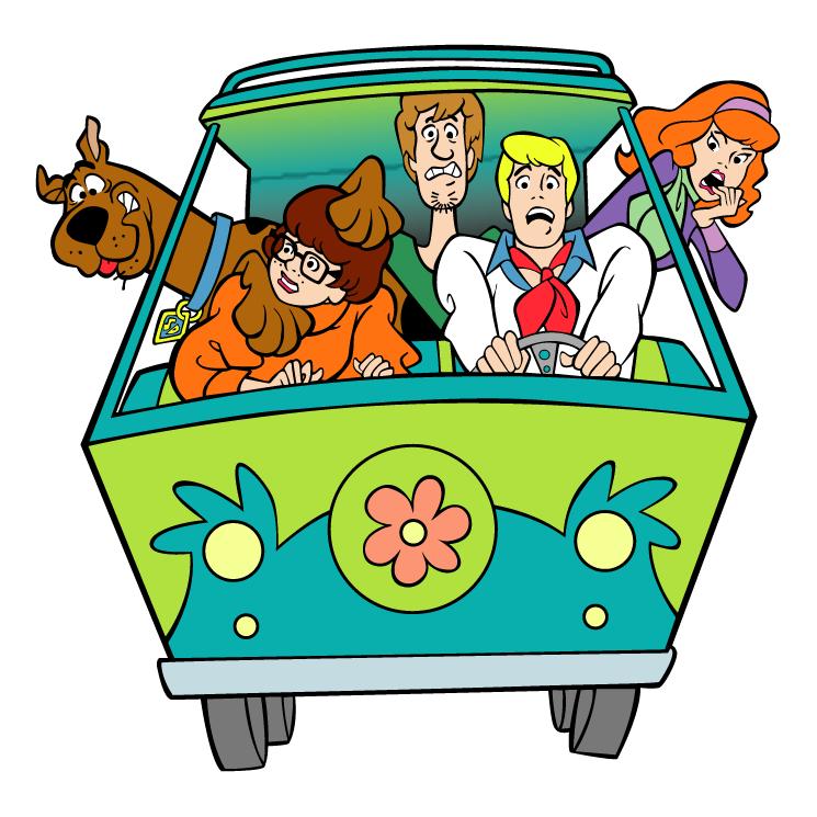 free vector Scooby doo 1