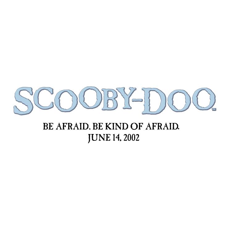 free vector Scooby doo