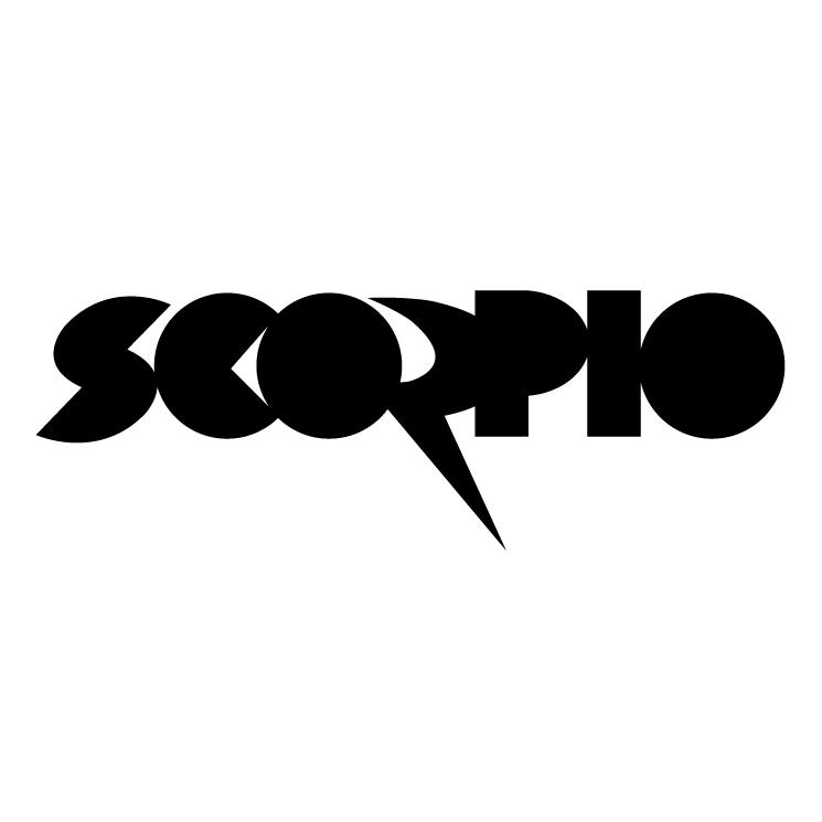 free vector Scorpio 0