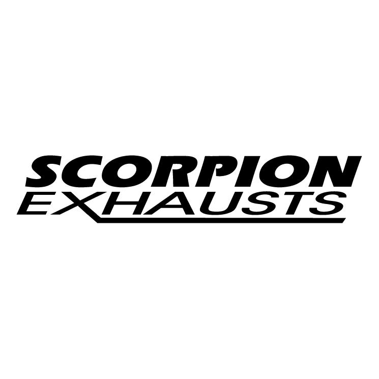 free vector Scorpion exhausts