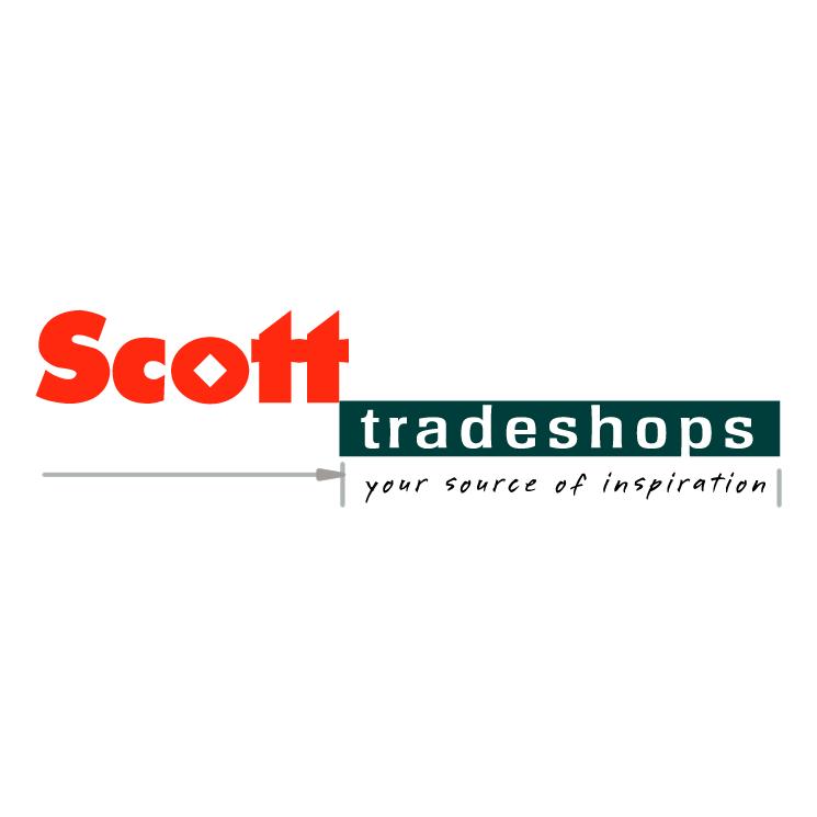 free vector Scott tradeshops