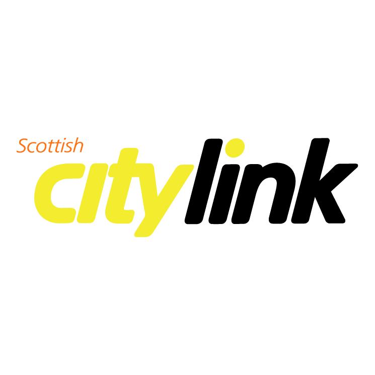 free vector Scottish citylink