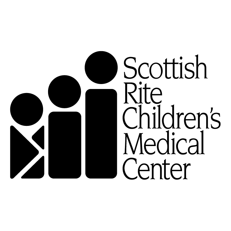 free vector Scottish rite childrens medical center