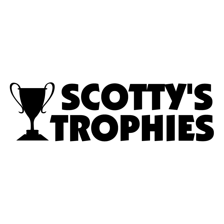 free vector Scottys trophies