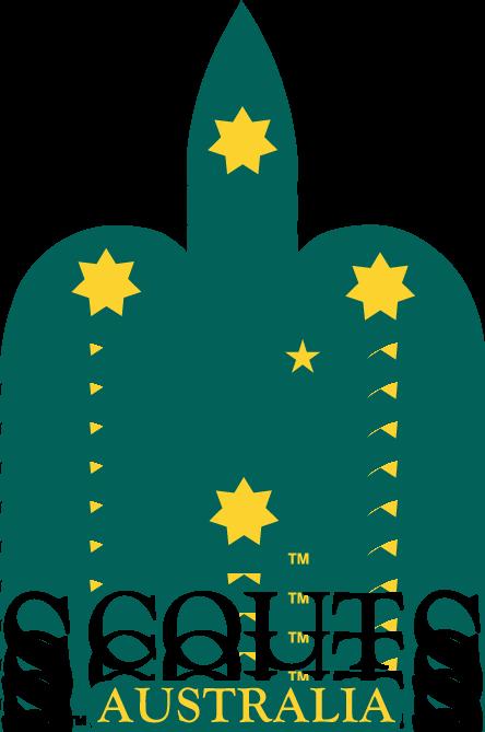 free vector Scouts Australia logo