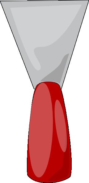 free vector Scraper clip art