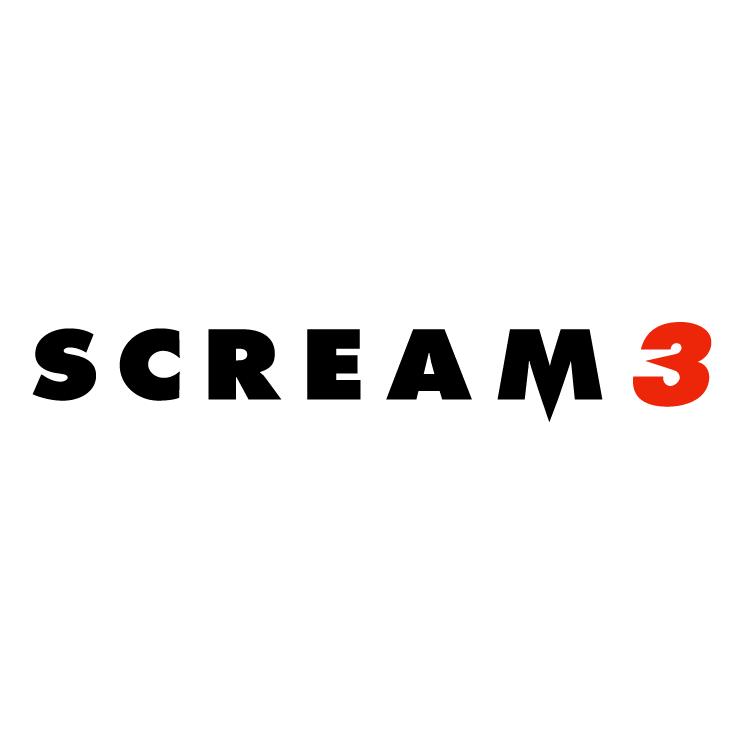 free vector Scream 3