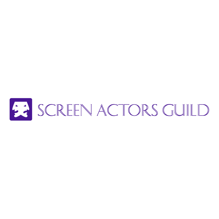 free vector Screen actors guild