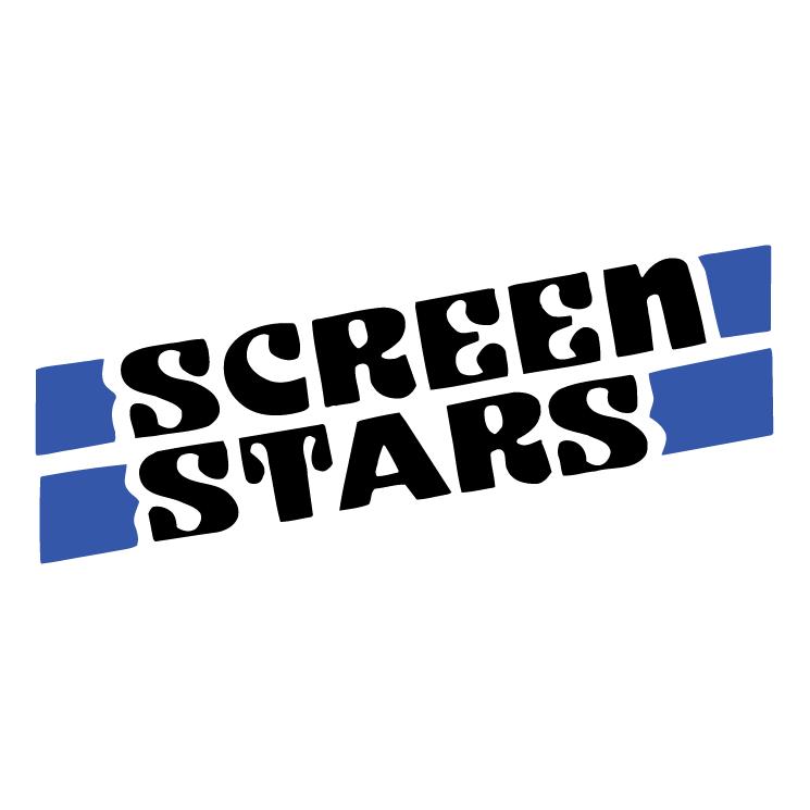 free vector Screen stars