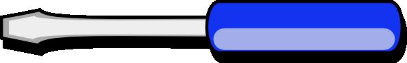 free vector Screwdriver clip art