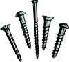 free vector Screws clip art