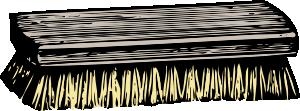 free vector Scrub Brush clip art