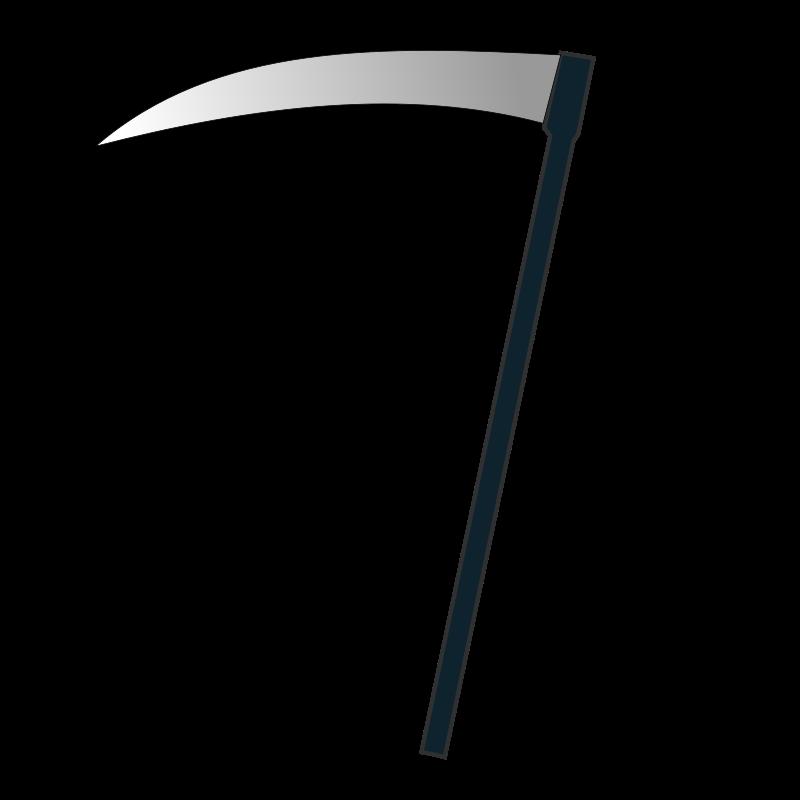 free vector Scythe 64X64 Icon