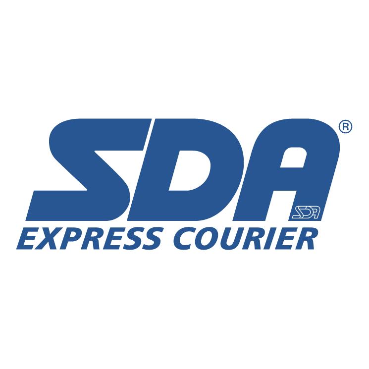 free vector Sda express courier