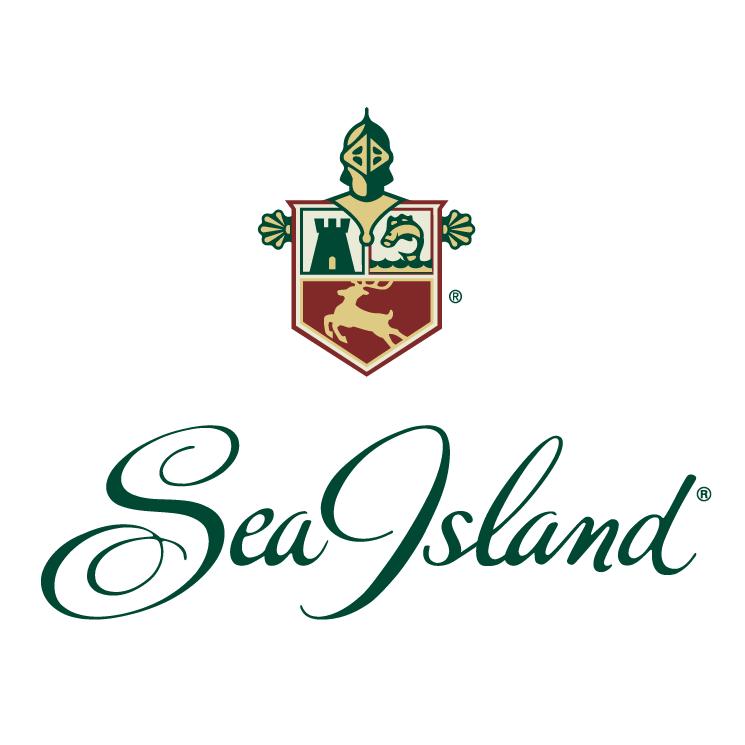 free vector Sea island