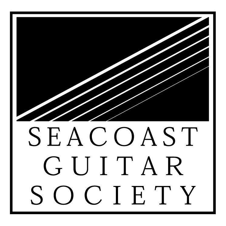 free vector Seacoast guitar society