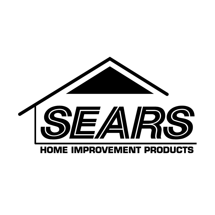 Sears 1 free vector 4vector for Home improvement logos images