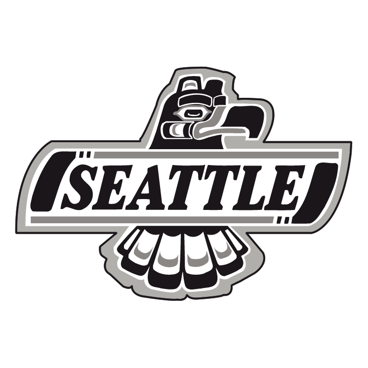 free vector Seattle thunderbirds