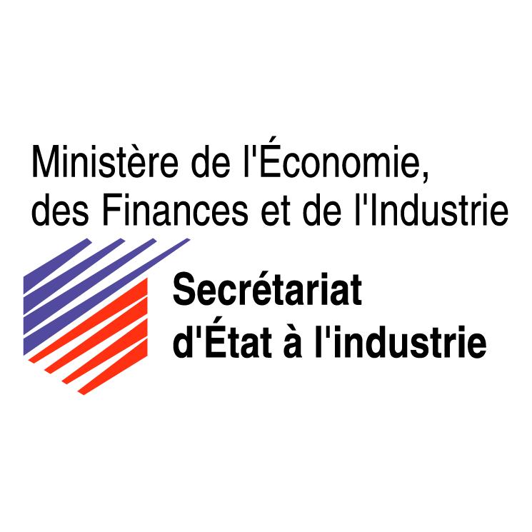 free vector Secretariat detat a lindustrie