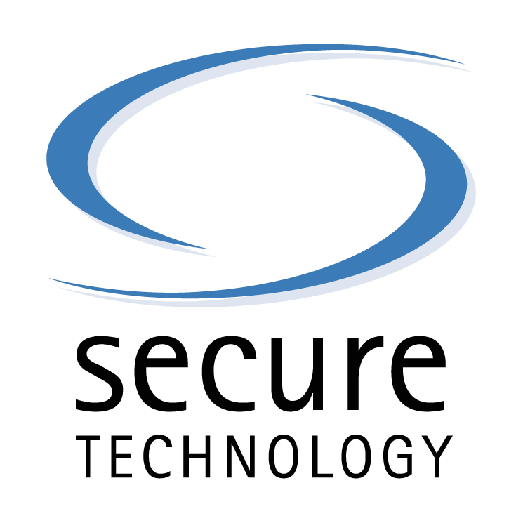 free vector Secure technology