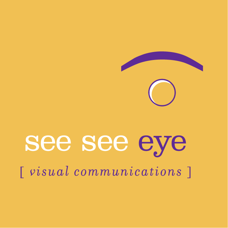 free vector See see eye