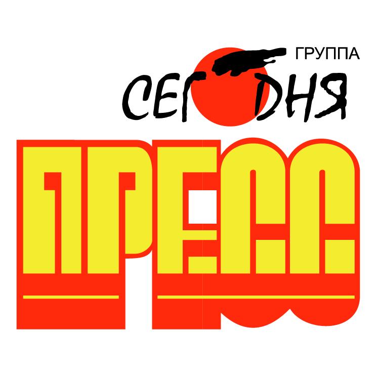 free vector Segodnya press
