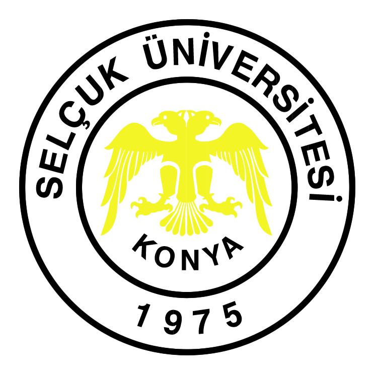 free vector Selcuk universitesi