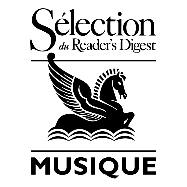 free vector Selection du readers digest musique