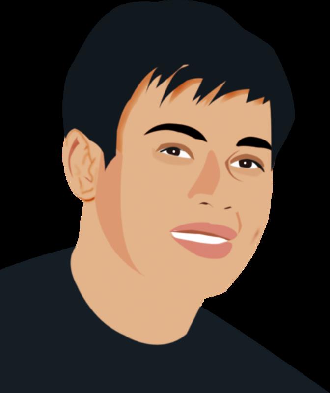 free vector Self Portrait by Jar