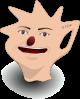 free vector Self Portrait clip art