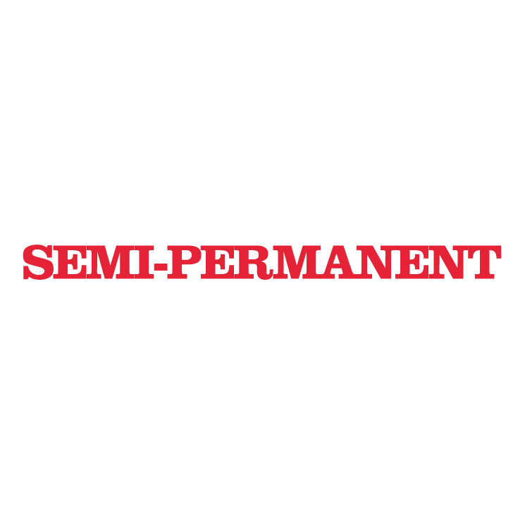 free vector Semi permanent