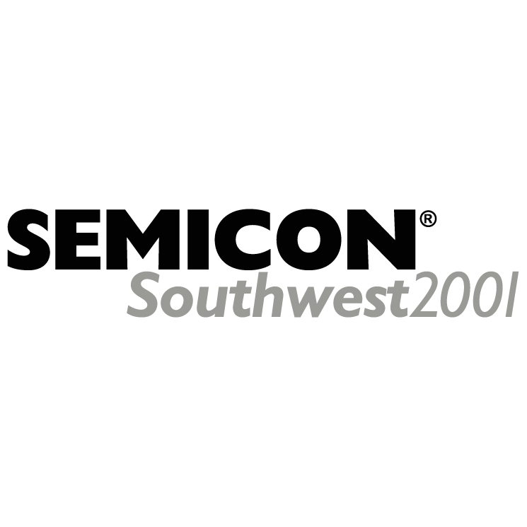 free vector Semicon southwest 2001