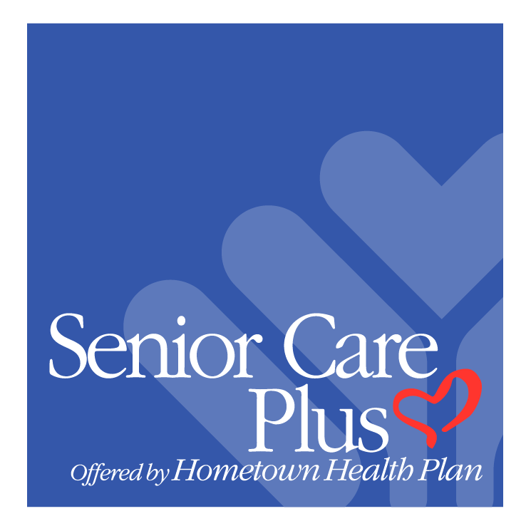 free vector Senior care plus