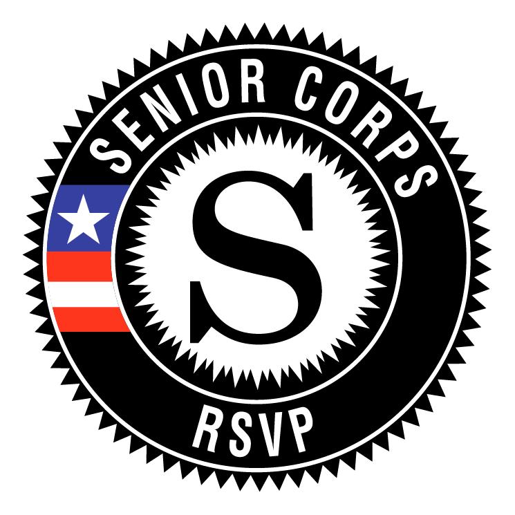 free vector Senior corps rsvp