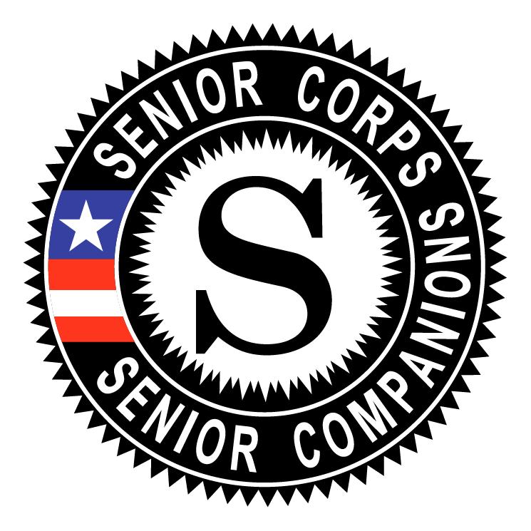 free vector Senior corps senior companions
