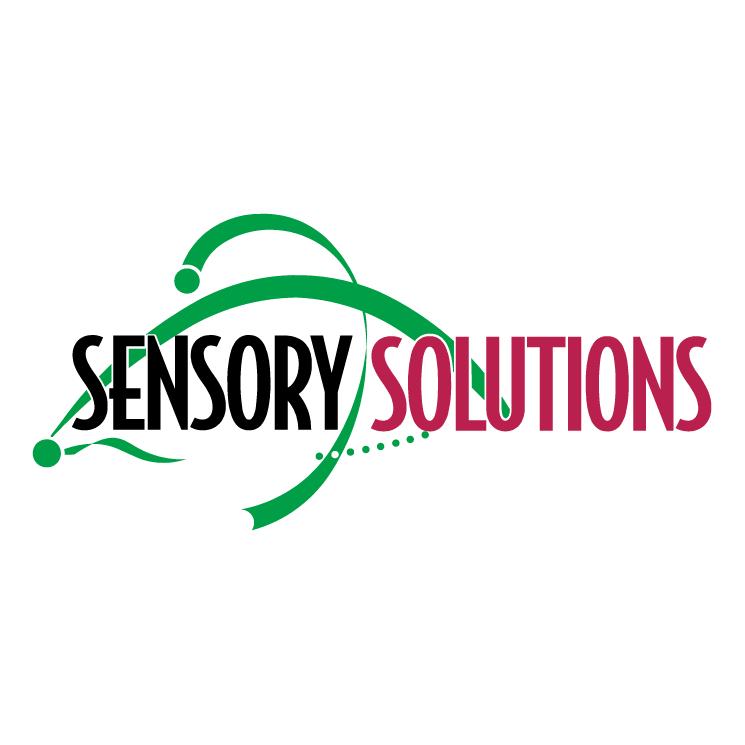 free vector Sensory solutions