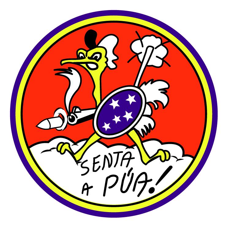 free vector Senta a pua