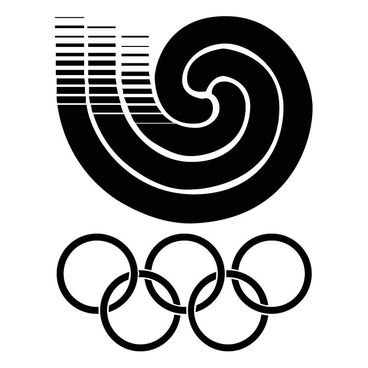 free vector Seoul 1988
